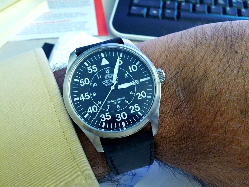 Que relógio tem no pulso agora? - Página 4 OrientPilot_1